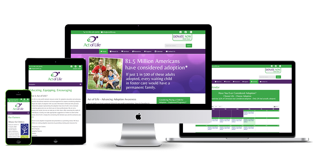 affordable houston web design