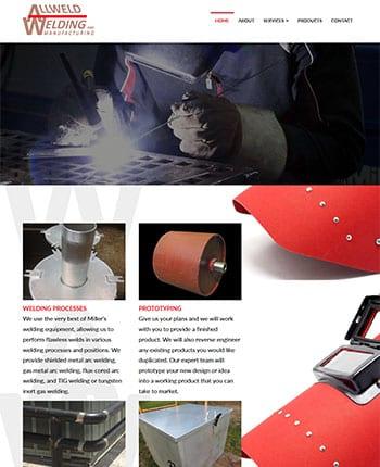 Welding Website