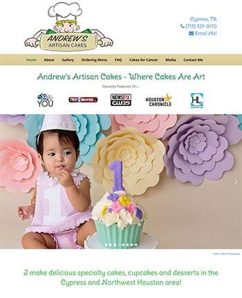 websites for cake decorators