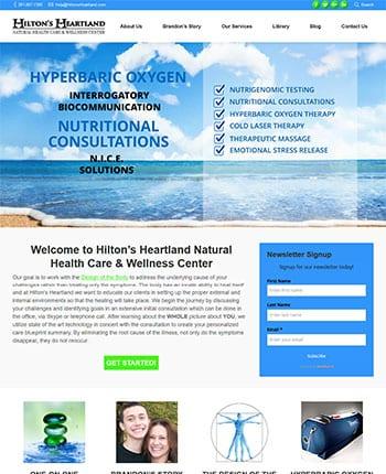 natural healthcare website